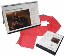 Pilates Training Solutions instructor DVD package